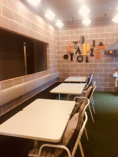 食堂カフェ potto 都島店 店内の画像