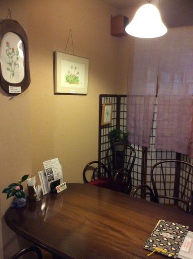 和風薬膳料理 紅茶 京小づち  店内の画像