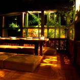 宴会個室は2~最大74名様まで!雰囲気の良い竹林に囲まれた店内