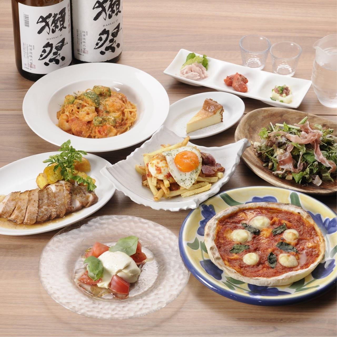 肉と日本酒バル ワラカド 津田沼店