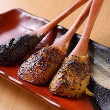 昔から伝わる最高のあて「焼き味噌」