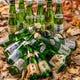 ワイン以外に、ソムリエが厳選する日本酒も数多く御用意致します