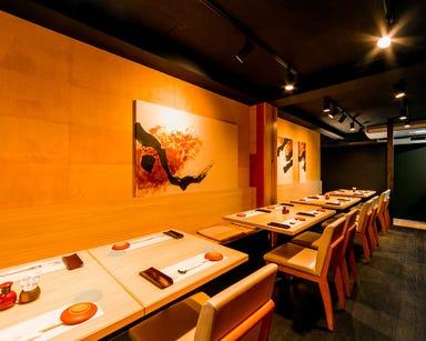 Sushi TOCHINO‐KI  店内の画像