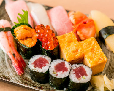 Sushi TOCHINO‐KI  メニューの画像
