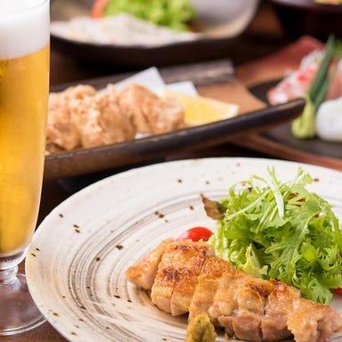 鶏鍋×三浦鮮魚 五臓六腑 七八‐SHICHIYA‐ コースの画像