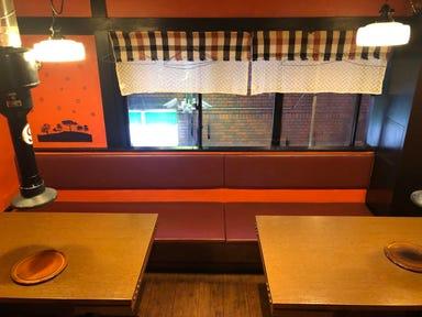 ホルモン 焼肉 縁 中野店 店内の画像