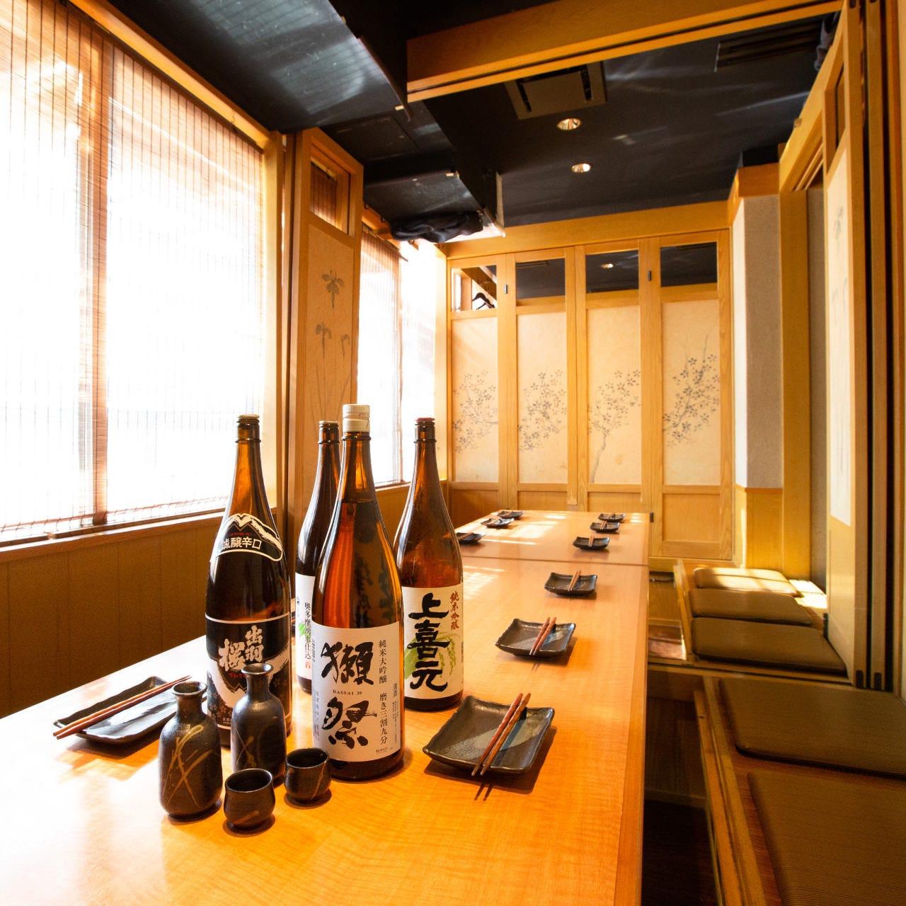 全席完全個室居酒屋 武士乃酒盛 静岡駅前店