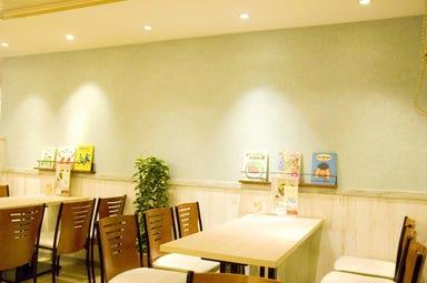 カフェ風車 アクア広島バスセンター街店 店内の画像