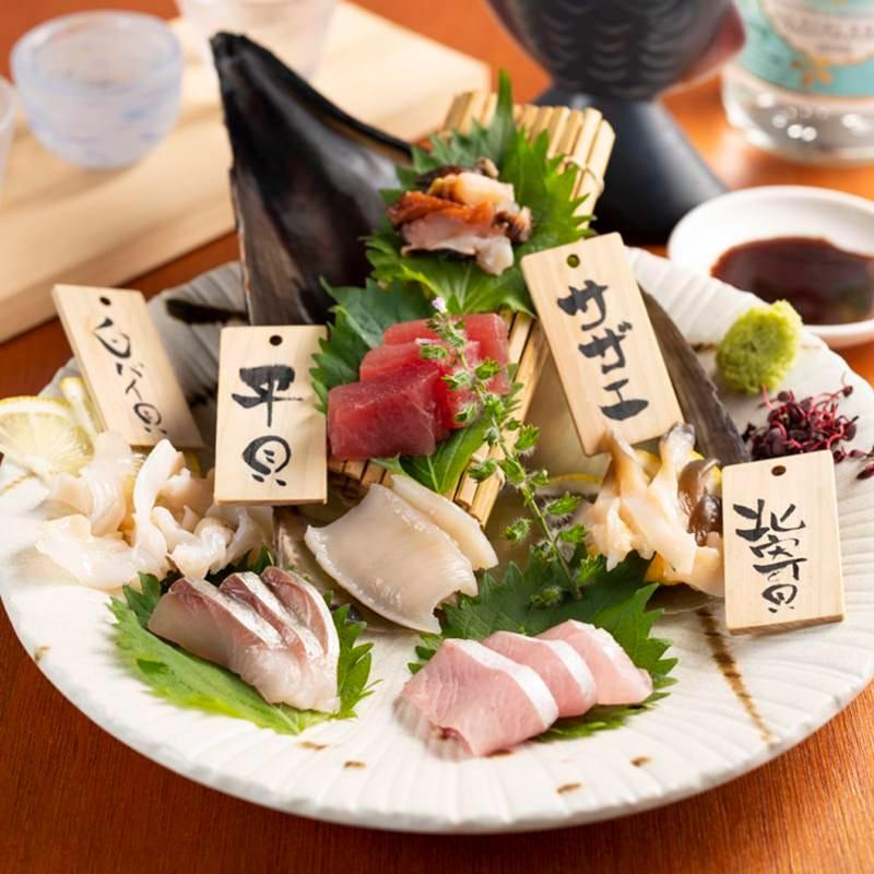 海鮮×日本酒自販機 東京シェルフィッシュ 大森