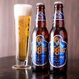 ライトな口当たりでフルーティーな味わいを楽しめる、人気の「ライオンビール」