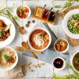 デートや記念日などに最適な本格アジアンレストラン♪