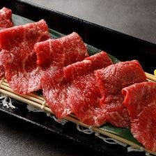 【焼肉】時短コース飲み放題付90分5,000円 カルビ、ロース、ホルモン等々☆クーポンで4,500円に♪