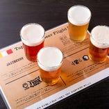 クラフトビール飲み比べセット♪