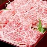 目利きが選んだ良質なこだわりのお肉♪厳選した牛肉を中心とした但馬屋自慢のお肉を存分に。