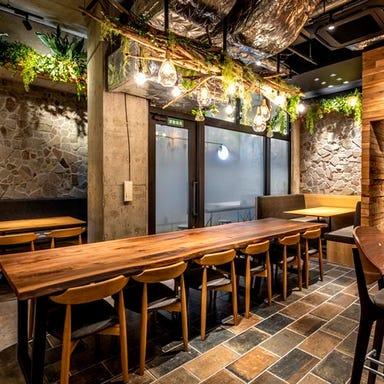 イタリアンレストラン 碧い月 二子玉川店 店内の画像