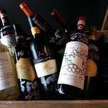 お肉に合わせたワインも豊富♪ ビール、ウイスキー、サワーetc