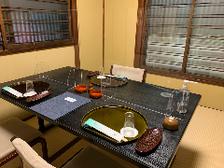 全個室椅子テーブル、アクリル板完備