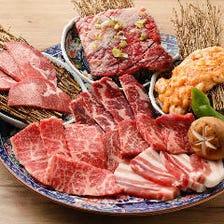 ◆手軽に楽しめるお肉が盛り沢山
