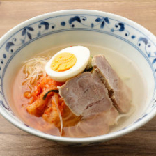 ◆焼肉の〆にはやっぱりヘルシー冷麺