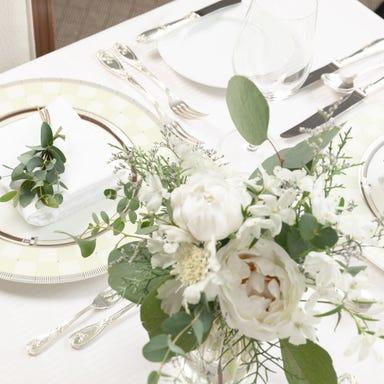 フランス料理 エスカーレ ラ・スール大阪店  コースの画像