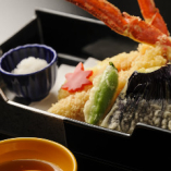 天ぷら盛り合せ