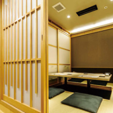 大人の和空間・掘りごたつ個室