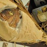 歓送迎会やお祝いの席に鯛の塩釜焼きはいかがですか?心に残る一品におすすめです