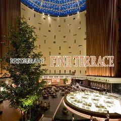 東京ベイ舞浜ホテル レストラン ファインテラス