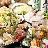 高円寺での各種宴会にお得な飲み放題付コース2500円~ご用意!