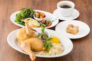 Cafe&Rotisserie LA COCORICO 横浜赤レンガ倉庫店  コースの画像