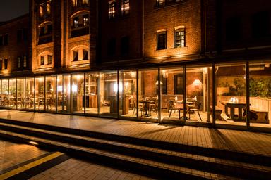 Cafe&Rotisserie LA COCORICO 横浜赤レンガ倉庫店  こだわりの画像