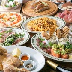 Cafe&Rotisserie LA COCORICO 横浜赤レンガ倉庫店