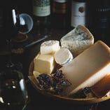 世界各地から取り寄せたチーズ【海外産・国産】