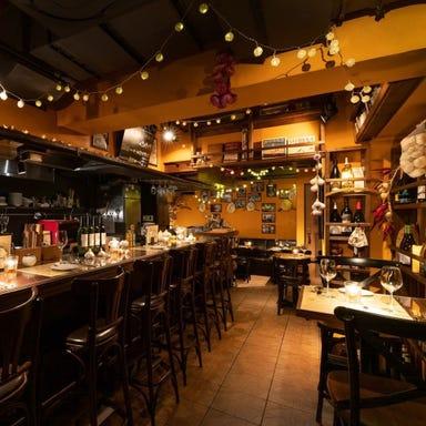 The garlic dining 中野はじめのいっぽ  店内の画像