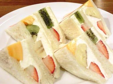 ホットケーキパーラー Fru‐Full 赤坂店 メニューの画像