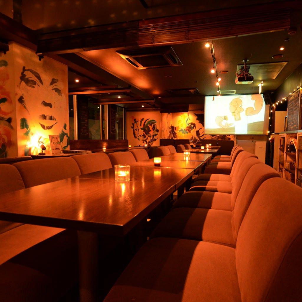 kawara・CAFE&DINING・宇田川店