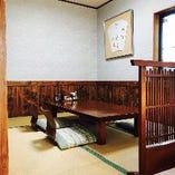【個室有り】8名~18名様で使用可能なお座敷個室