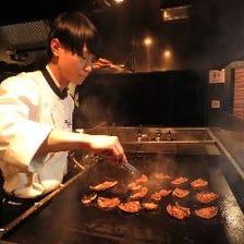 ◆この肉はプロしか焼けない