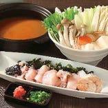 【冬限定メニュー】宮城産あんこう鍋の味噌仕立て