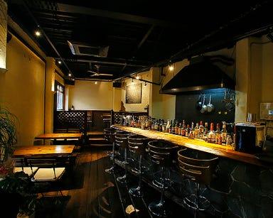 Cafe&Dining Tigre  店内の画像