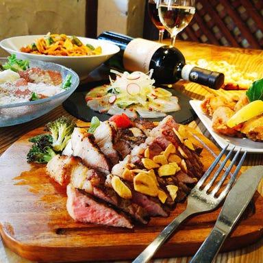 Cafe&Dining Tigre  コースの画像