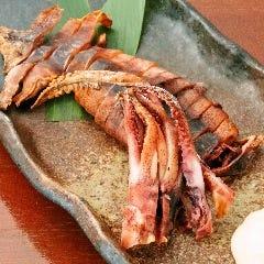 ◆新潟県産≪肝入り丸干し烏賊≫