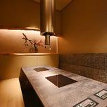 新しい生活様式に合わせつつ、洗練された大人に相応しい個室空間