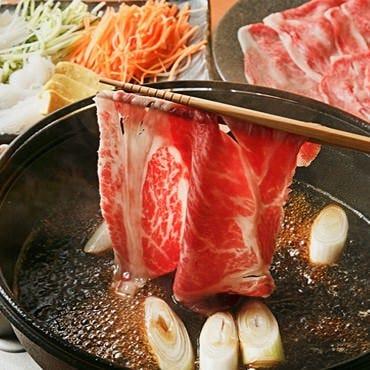 絶品!「田子牛」のすき焼き