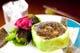 【メイン2皿目】旬の野菜を独創的な一皿に・・