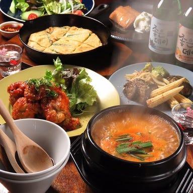 韓国料理 韓バルイチサン 梅田東通り店 メニューの画像