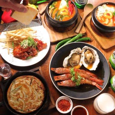 韓国料理 韓バルイチサン 梅田東通り店 こだわりの画像
