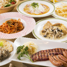 【2時間飲み放題付】気軽なパーティーに最適!洋食コース〈全7品〉ぐるなび限定・宴会・飲み会・女子会