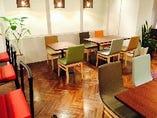 テーブル席(1名様~30名様)