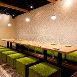 最大40名様席♪♪贅沢上質な完全個室!会社宴会・同窓会・打ち上げ等に♪